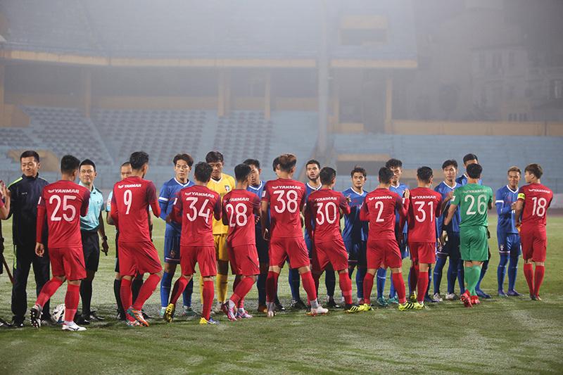 U23 Việt Nam thắng lớn U23 Đài Loan tại vòng loại Châu Á