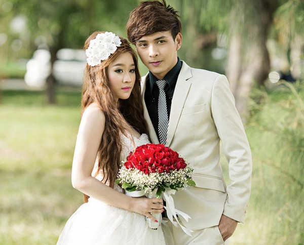 Ảnh đám cưới Hồ Quang Hiếu-tructiepbongdahd.net