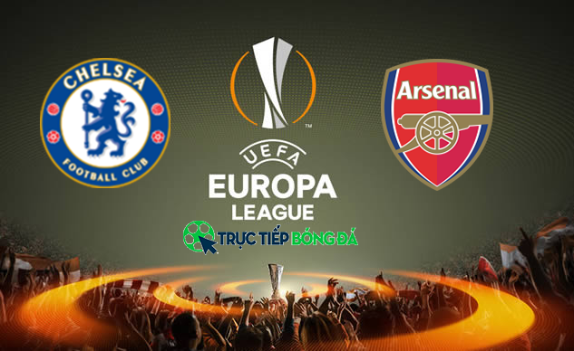 Xem chung kết Cup C2 Chelsea vs Arsenal Europa League 30/05