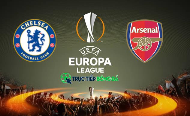 Xem chung kết Cup C2 Chelsea vs Arsenal Europa League 30/05
