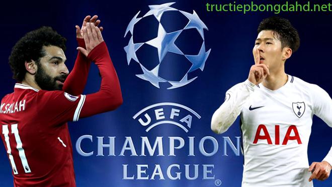 Trực tiếp cup C1 Liverpool vs Tottenham chung kết Champions League 02/06