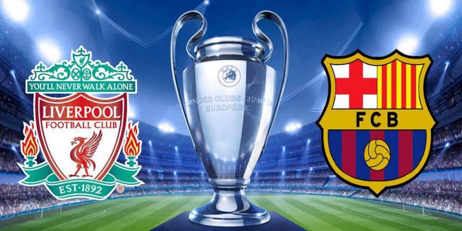Xem trực tiếp Champions League Liverpool & Barcelona 08/05/2019 02h00