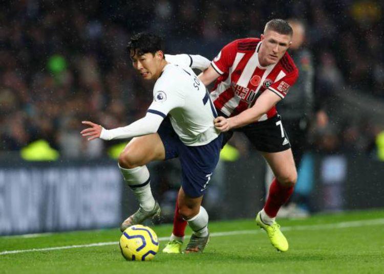 soi kèo trận đấu giữa giữa Sheff United vs Tottenham