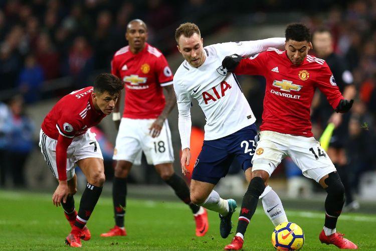 Nhận định bóng đá Anh giữa Tottenham vs Man United
